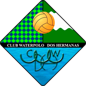 Logo Club Waterpolo Dos Hermanas