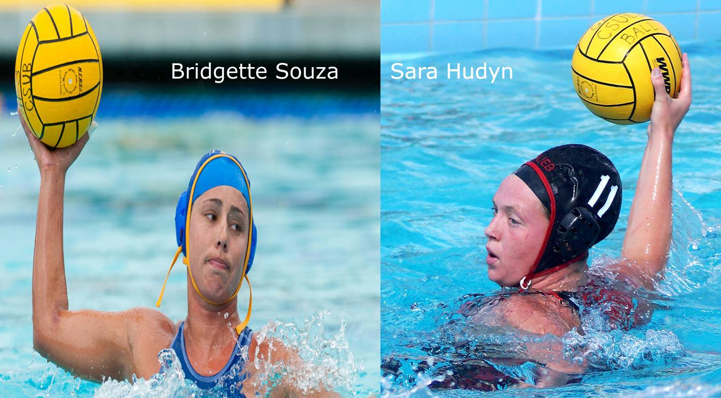 Bridgette Souza y Sara Hudyn
